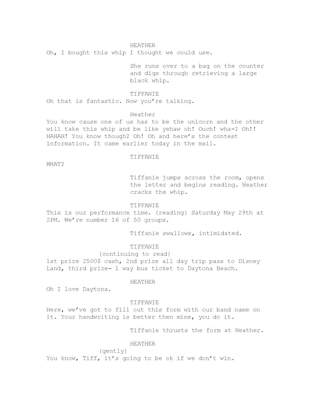 Sunshine Machete Excerpt